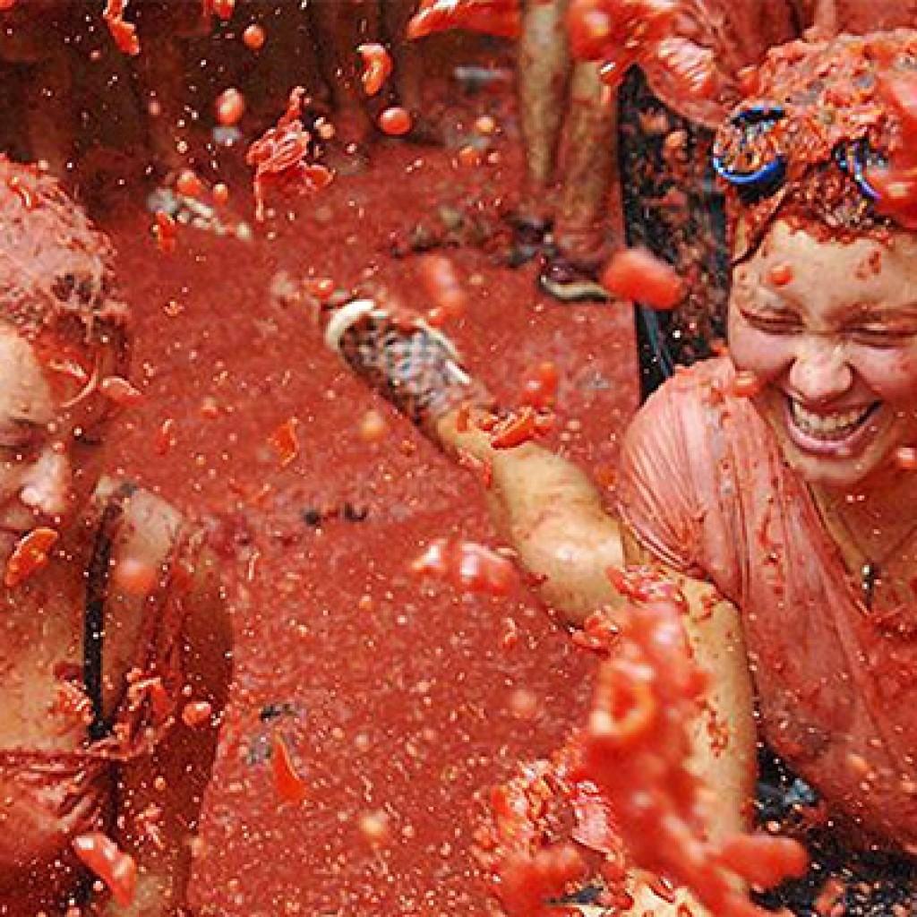 tomatina-festival